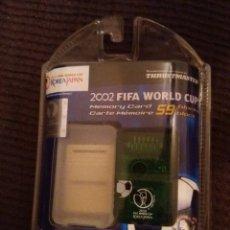 Videojuegos y Consolas: MEMORY CARD 59 BLOCKS GAMECUBE 2002 FIFA WORLD CUP KOREA JAPAN. Lote 151545654