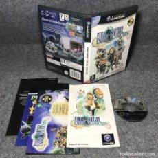 Videojuegos y Consolas: FINAL FANTASY CRYSTAL CHRONICLES NINTENDO GAME CUBE. Lote 151685944