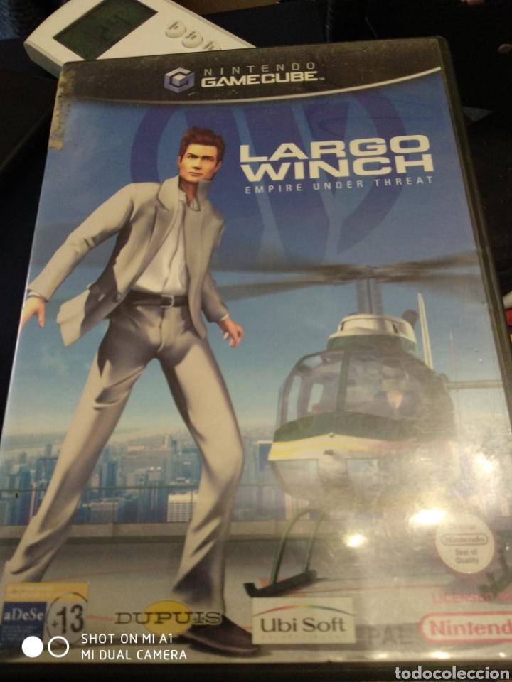 LARGO WINCH (Juguetes - Videojuegos y Consolas - Nintendo - Gamecube)