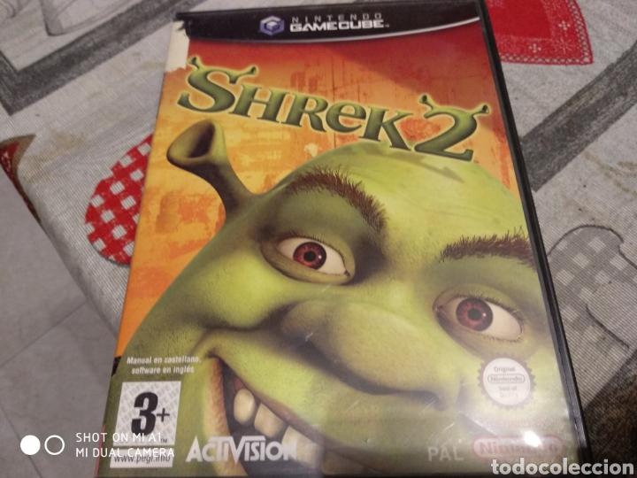 SHREK 2 (Juguetes - Videojuegos y Consolas - Nintendo - Gamecube)