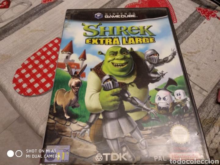 SHREK EXTRA LARGE (Juguetes - Videojuegos y Consolas - Nintendo - Gamecube)