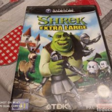 Videojuegos y Consolas: SHREK EXTRA LARGE. Lote 153876418