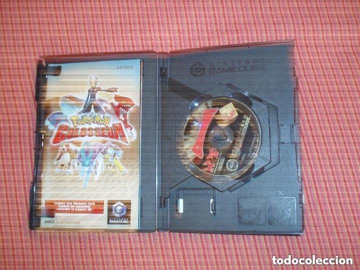 Videojuegos y Consolas: juego nintendo gamecube pokemon colosseum - Foto 2 - 155188510