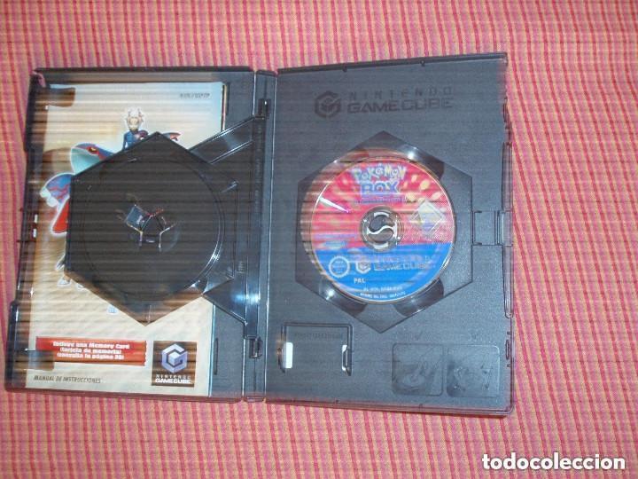 Videojuegos y Consolas: juego nintendo gamecube pokemon colosseum - Foto 3 - 155188510
