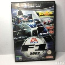 Videojuegos y Consolas: JUEGO F1 2002 DE NINTENDO GAMECUBE GAME CUBE. Lote 155646906