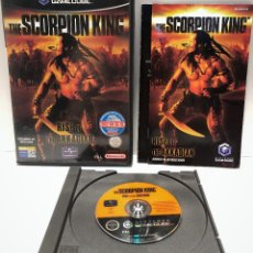 Videojuegos y Consolas: THE SCORPION KING NINTENDO GAMECUBE. Lote 156272994