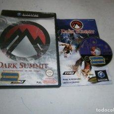 Videojuegos y Consolas: DARK SUMMIT NINTENDO GAMECUBE PAL ESPAÑA COMPLETO. Lote 156497810