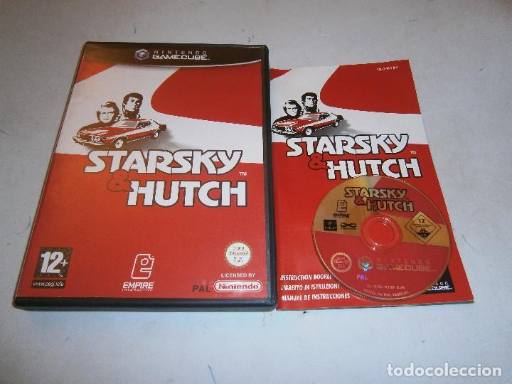 STARSKY & HUTCH NINTENDO GAMECUBE PAL ESPAÑA COMPLETO (Juguetes - Videojuegos y Consolas - Nintendo - Gamecube)