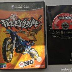 Videojuegos y Consolas: FREEKSTYLE FREEK STYLE NINTENDO GAMECUBE GAME CUBE NGC GC KREATEN. Lote 157687074