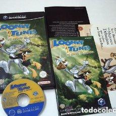 Videojuegos y Consolas: JUEGO NINTENDO GAMECUBE LOONEY TUNES. Lote 159313946