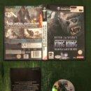 Videojuegos y Consolas: PETER JACKSON'S KING KONG GAMECUBE SIN MANUAL!!. Lote 160430350