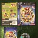 Videojuegos y Consolas: MARIO PARTY 5 GAMECUBE COMPLETO!!!. Lote 160430410