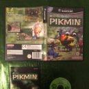 Videojuegos y Consolas: PIKMIN GAMECUBE COMPLETO!!!. Lote 160430526