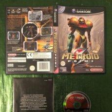 Videojuegos y Consolas: METROID PRIME GAMECUBE SIN MANUAL!!!. Lote 160430582