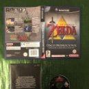 Videojuegos y Consolas: THE LEGEND OF ZELDA: COLLECTOR'S EDITION GAMECUBE SIN MANUAL!. Lote 160430722