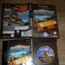 Videojuegos y Consolas: GAMECUBE NEED FOR SPEED HOT PURSUIT 2 PAL ESP COMPLETO. Lote 160554170