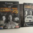 Videojuegos y Consolas: WRESTLEMANIA X8 WRESTLE MANIA WORLD WRESTLING ENTERTAINMENT WWE THQ KREATEN X 8. Lote 160569666
