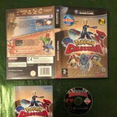 Videojuegos y Consolas: POKÉMON COLOSSEUM + POKÉMON BOX ED. ESPECIAL GAMECUBE COMPLETO!!!. Lote 269751398