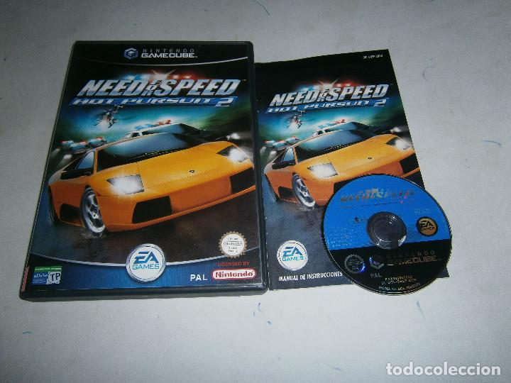Need For Speed Hot Pursuit 2 Nintendo Gamecube Buy Video Games