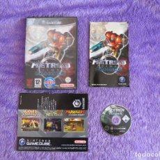 Videojuegos y Consolas: METROID PRIME 2 ECHOES NINTENDO GAMECUBE. Lote 163334190