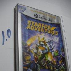 Videojuegos y Consolas: ANTIGUO JUEGO GAMECUBE - STARFOX AVENTURES. Lote 166236190