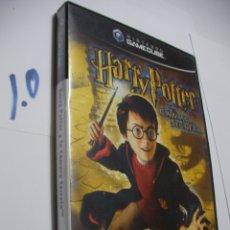 Videojuegos y Consolas: ANTIGUO JUEGO GAMECUBE - HARRY POTTER Y LA CAMARA SECRETA. Lote 166236318