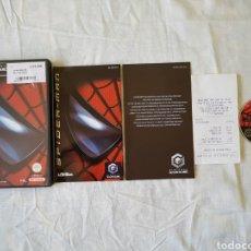 Videojuegos y Consolas: SPIDERMAN SPIDER MAN GAMECUBE. Lote 166393241