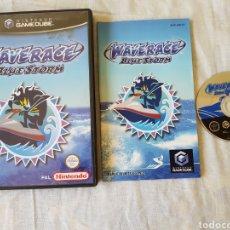 Videojuegos y Consolas: WAVE RACE GAMECUBE. Lote 166393308