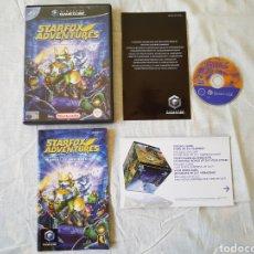 Videojuegos y Consolas: STARFOX STAR FOX ADVENTURE GAMECUBE. Lote 166393394