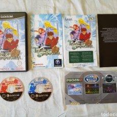 Videojuegos y Consolas: TALES OF SYMPHONIA GAMECUBE. Lote 166393478
