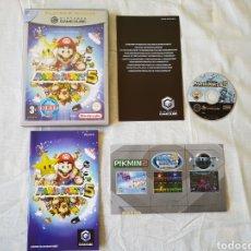 Videojuegos y Consolas: MARIO PARTY 5 GAMECUBE. Lote 166393569