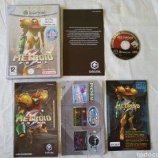Videojuegos y Consolas: METROID PRIME GAMECUBE. Lote 166393629