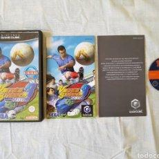Videojuegos y Consolas: VIRTUA STRIKER 3 VER. 2002 GAMECUBE. Lote 166393865