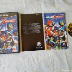Videojuegos y Consolas: MEGAMAN MEGA MAN X COMMAND MISSION GAMECUBE. Lote 166396886