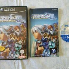 Videojuegos y Consolas: PHANTASY STAR ONLINE III EPISODIO CARD REVOLUTION GAMECUBE. Lote 166397429