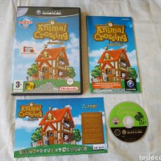 Videojuegos y Consolas: ANIMAL CROSSING GAMECUBE. Lote 166397556