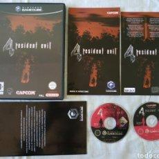 Videojuegos y Consolas: RESIDENT EVIL 4 GAMECUBE. Lote 166398125