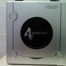 Videojuegos y Consolas: GAMECUBE EDIC ESPECIAL RESIDENT EVIL 4 NINTENDO. Lote 167659984
