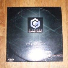 Videojuegos y Consolas: NINTENDO GAMECUBE : ¿TE GUSTA JUGAR?. DVD-VÍDEO PROMOCIONAL DE NINTENDO GAMECUBE. Lote 167869188