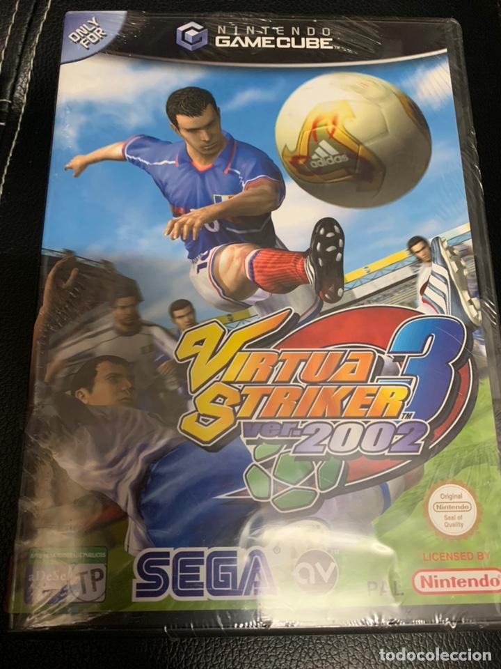 GAMECUBE VIRTUA STRIKER VER. 2002 (Juguetes - Videojuegos y Consolas - Nintendo - Gamecube)