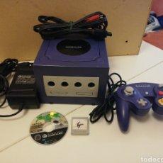 Videojuegos y Consolas: CONSOLA NINTENDO GAMECUBE. Lote 169863381