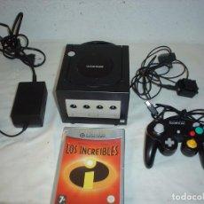 Videojuegos y Consolas: CONSOLA NINTENDO GAME CUBE . Lote 170221328