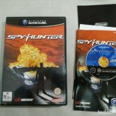 Videojuegos y Consolas: SPYHUNTER - NINTENDO GAME CUBE GAMECUBE GC WII - PAL ESP. Lote 170352924
