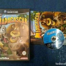 Videojuegos y Consolas: MADAGASCAR - NINTENDO GAME CUBE GAMECUBE GC WII - PAL ESP. Lote 170353320