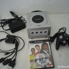 Videojuegos y Consolas: CONSOLA NINTENDO GAME CUBE. Lote 171364135