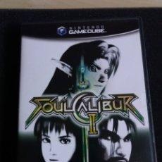 Videojuegos y Consolas: SOULCALIBUR 2 NINTENDO GAMECUBE. Lote 172017857