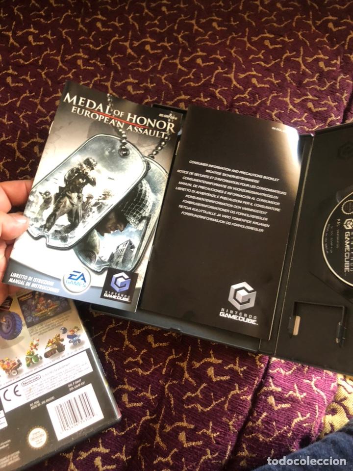 Videojuegos y Consolas: Juego NintendoCube MEDAL OF HONOR (EUROPEAN ASSAULT) completo - Foto 3 - 172083843