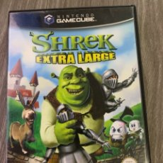 Videojuegos y Consolas: SHREK EXTRA LARGE COMPLETO PAL. Lote 172581414