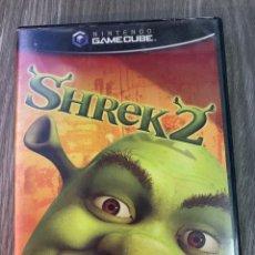 Videojuegos y Consolas: SHREK 2 GAMECUBE PAL COMPLETO. Lote 172581843