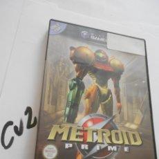 Videojuegos y Consolas: ANTIGUO JUEGO GAMECUBE - METROID PRIME. Lote 172912523